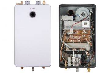 Hot Water Tank & Tankless